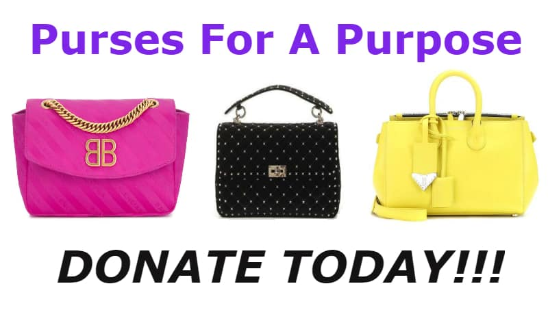 Purses For A Purpose #handbags #purses #fashion #style #war #veterans #alliancehouse #charity #beverlyhills #beverlyhillsmagazine #bevhillsmag #godfoundation #give #donate #styles