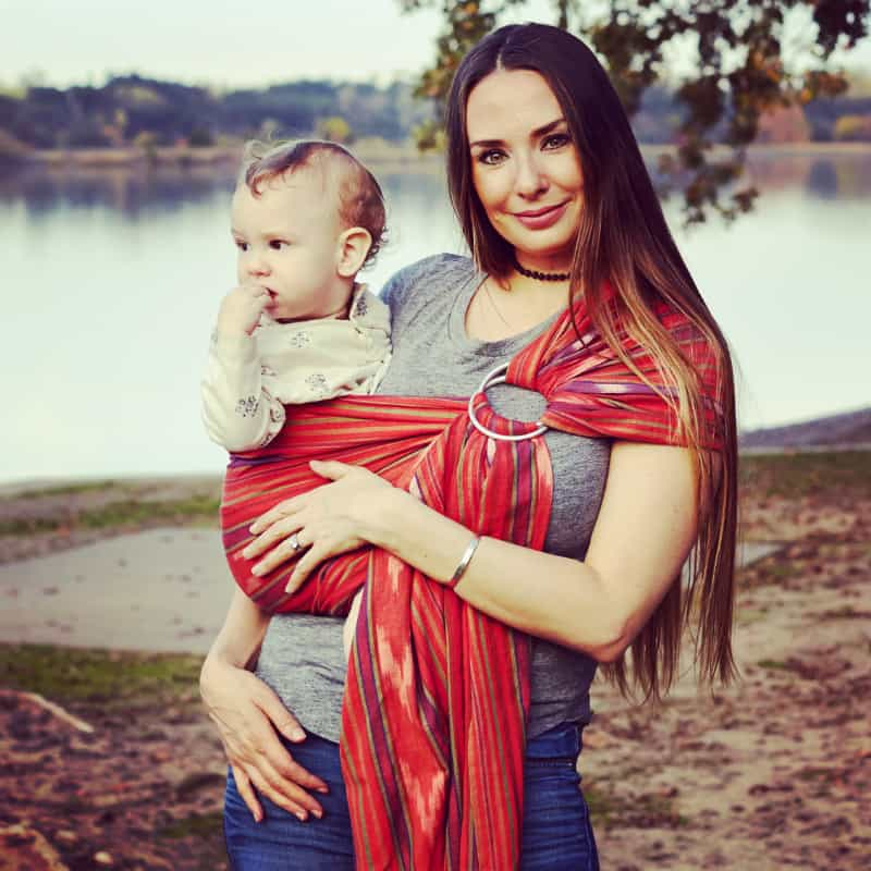 Hip Baby Wrap Styles For Moms