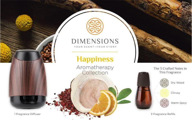 Dimensions Personalized Home #Fragrance Box #beverlyhills #beverlyhillsmagazine #fashion #style #hollywood #holidays #giftguide #holidaygiftsguide #giftideas #gifts