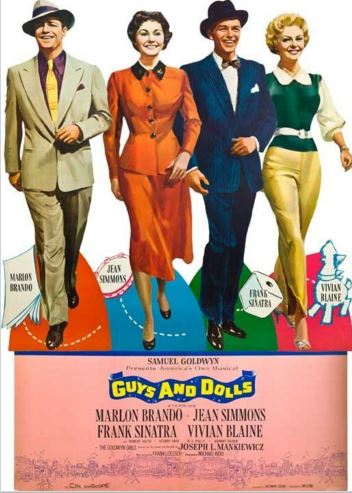 Hollywood Movies: Guys and Dolls