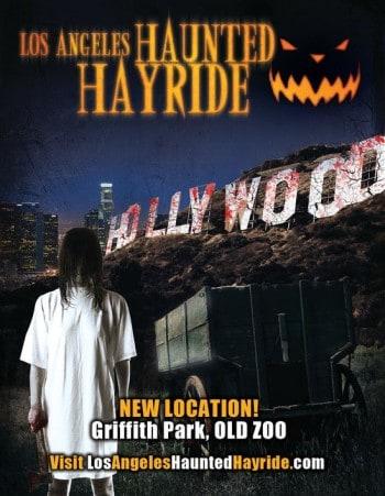 Haunted Hayride in Hollywood
