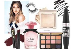 Gigi Hadid Beauty Set. SHOP NOW!!!