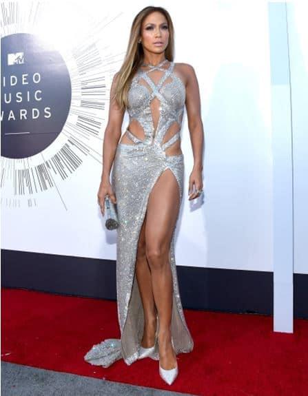 Jennifer Lopez at Video Music Awards 2014