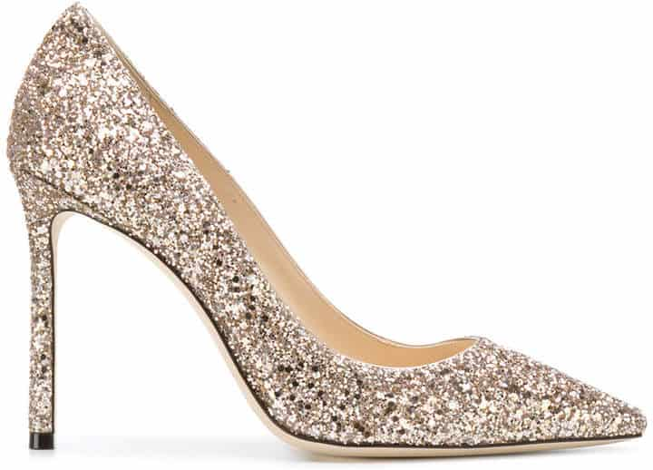 Sparkling Jimmy Choo Heels. BUY NOW!!!