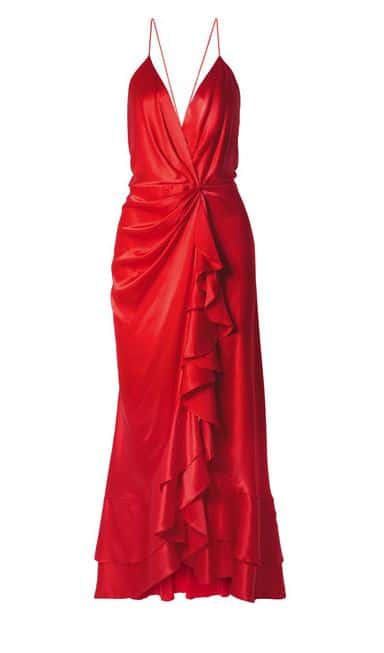 Johanna Ortiz Silk-Satin Dress. BUY NOW!!! #shop #fashion #style #shop #shopping #clothing #beverlyhills #dress #dresses #beverlyhillsmagazine #bevhillsmag