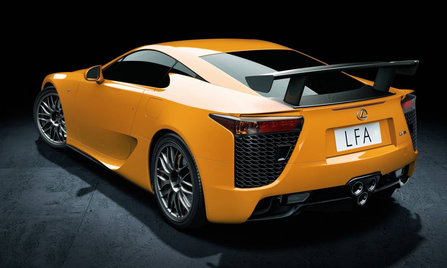 Dream Cars Lexus LFA  Beverly Hills Magazine