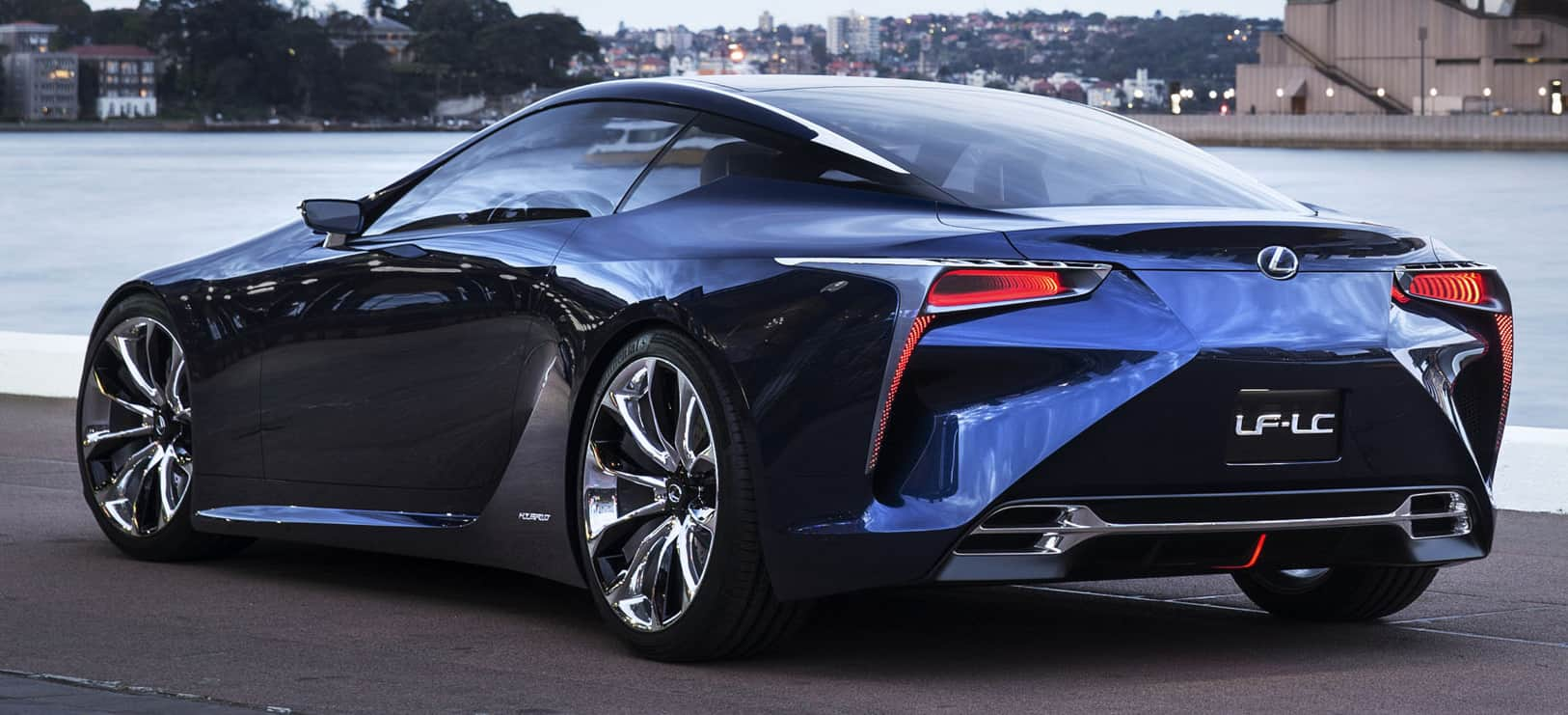 Dream Cars: Lexus - Beverly Hills Magazine