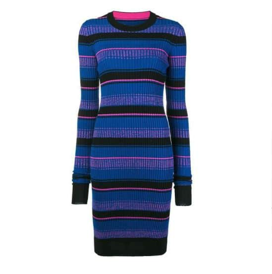 Striped Midi Dress. BUY NOW!!! #fashion #style #shop #styles #beverlyhills #bevhillsmag #beverlyhillsmagazine