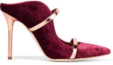 Malone Souliers Mules. BUY NOW!!! #BevHillsMag #fashion #style #shopping #beverlyhillsmagazine
