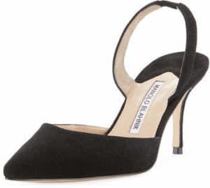 Manolo Blahnik Slingback Heels. BUY NOW!!!