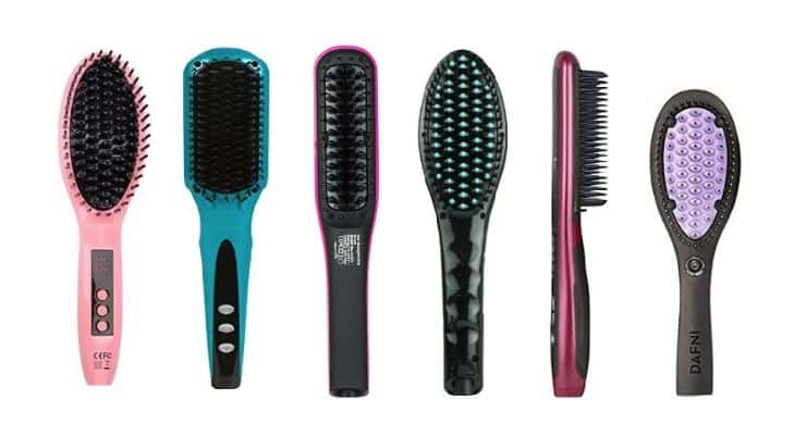 Hair Brush Straigntener. BUY NOW!!! #beautiful #hair #hairstyles #bevhillsmag #beverlyhillsmagazine #beverlyhills