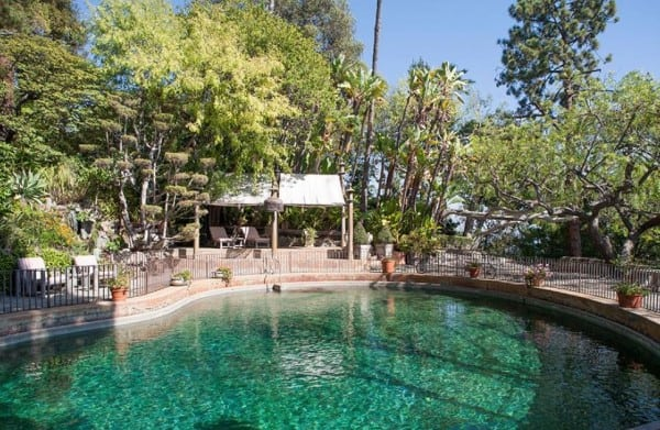 Hollywood home in beverly hills beverly hills magazine for Famous homes beverly hills