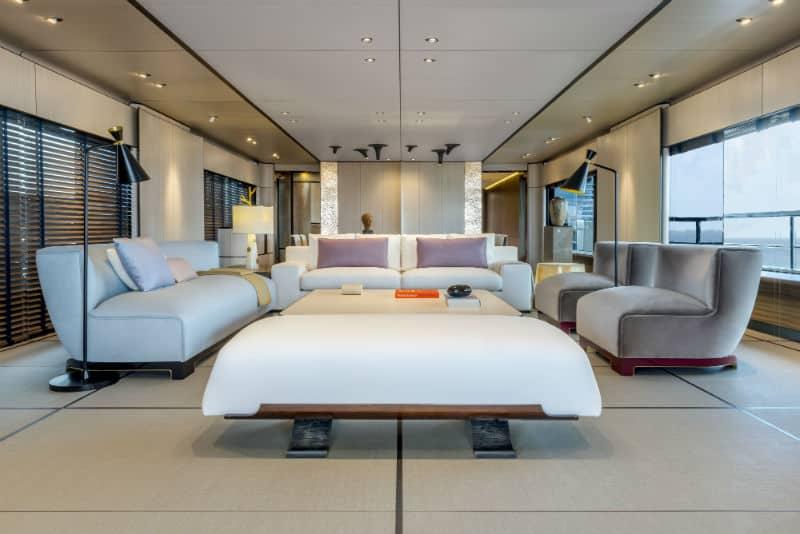 Luxury Mega #Yacht ENDEAVOUR 2 #BevHillsMag #beverlyhillsmagazine #luxury #yachts