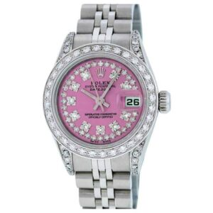 Pink Rolex Watch. BUY NOW!!!