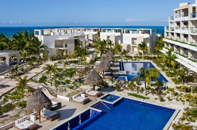 Luxury all inclusive hotels in mexico beverly hills magazine for All inclusive resorts luxury