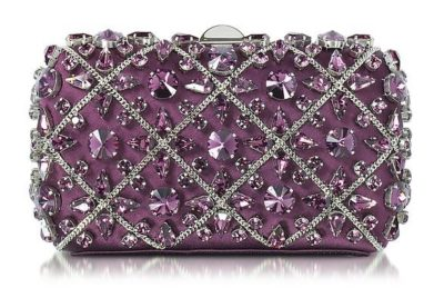 Purple Crystal Clutch. BUY NOW!!!