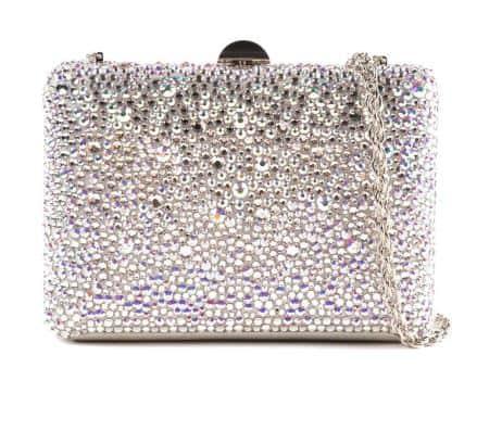 RODO Crystal Clutch. BUY NOW!!! #beverlyhills #beverlyhillsmagazine #bevhillsmag #shop #fashion #style #handbags #rodo #shopstyle