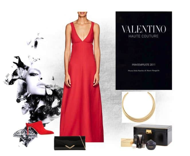 Red Valentino Style. SHOP NOW!!!
