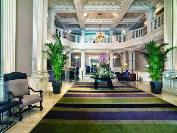 The Balmoral Luxury Hotel in #Scotland #travel #beverlyhillsmagazine #BevHillsMag