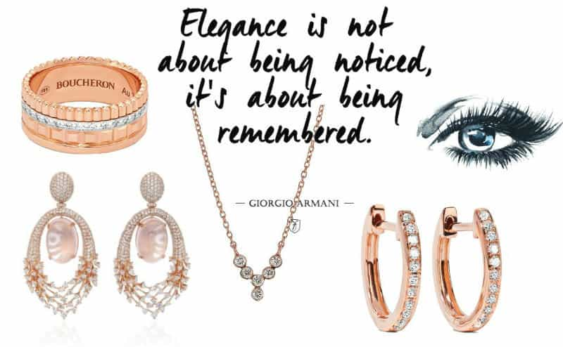 Rose #Gold Jewelry Collection. SHOP NOW!!! #beverlyhills #watches #shop #jewelry #necklace #rings #earrings #bevhillsmag #bevelryhillsmagazine