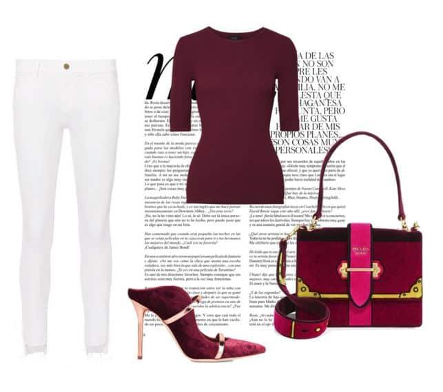 Classy Burgundy Style. SHOP NOW!!! #BevHillsMag #fashion #style #shopping #beverlyhillsmagazine