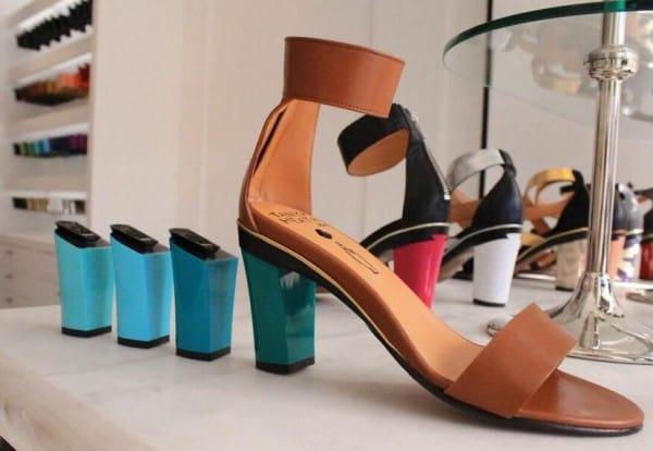 Tanya Heath Paris Interchangeable Heels!