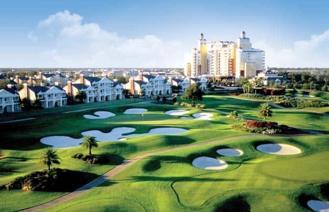 Travel To Reunion Resort in Orlando, Florida