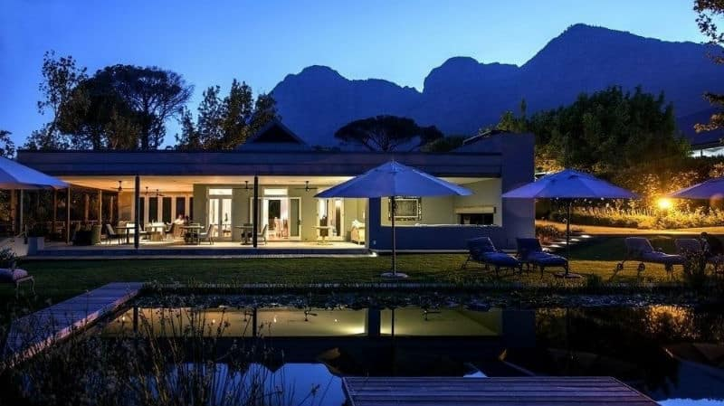 Angala Boutique Hotel in South Africa
