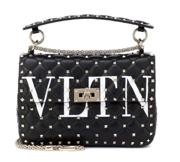 Valentino VLTN Handbag. BUY NOW!!! #fashion #style #shop #styles #handbag #handbags #purses #beverlyhills #bevhillsmag #beverlyhillsmagazine