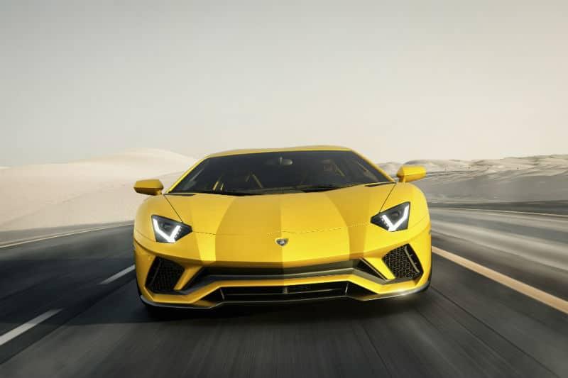 Dream Cars: Lamborghini Aventador S