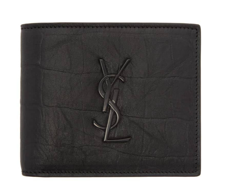 YSL #Wallet For Men. BUY NOW!!! #beverlyhillsmagazine #beverlyhills #fashion #style #shop #shopping  #shoes  #styleformen