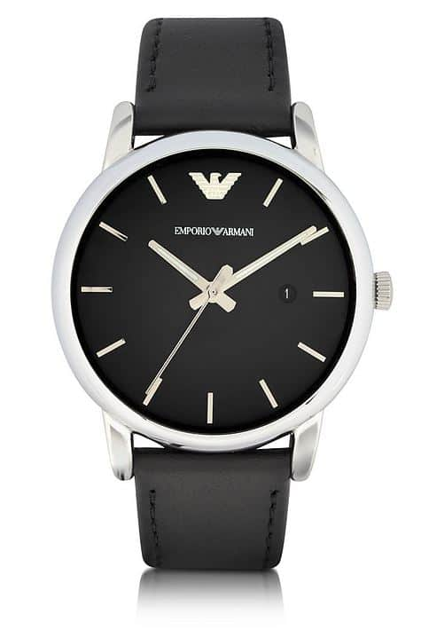 Armani Watch For Men. BUY NOW!!! #fashion #style #shop #styles #styleformen #manstyle #styles #shopping #clothes #clothing #guystuff #beverlyhills #beverlyhillsmagazine