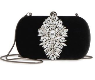 Badgley Mischka Clutch. BUY NOW!!!