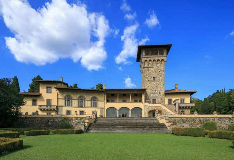 A Luxury Villa In The Charming Town Of Fiesole, Italy ⋆ Beverly Hills  Magazine