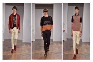 Ben Sherman Fashion Collection SS 2018