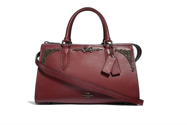 Selena Bond Handbag. BUY NOW!!! #BevHillsMag #CoachxSelena #beverlyhillsmagazine #love #coach #fashion #style #celebrities #selenagomez #celebitystyle ##shopping