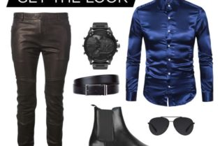 Cool NYE Style For Men