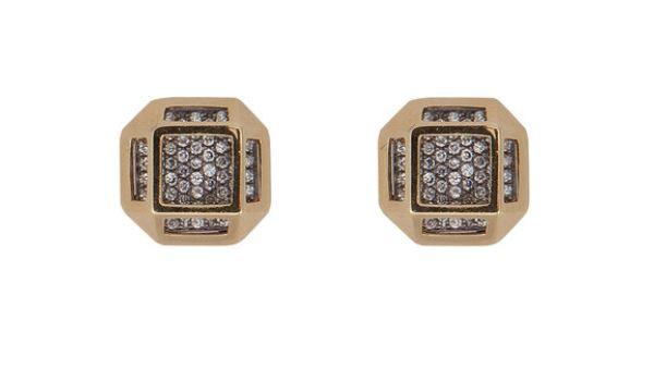 18kt Gold Diamond Earrings. BUY NOW!!! #jewelry #shop #jewels #earrings #fashion #style #beverlyhills #beverlyhillsmagazine #bevhillsmag