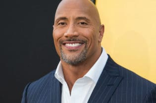 "Hollywod Spotlight: Dwayne Johnson "" The Rock"""
