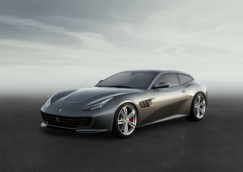 Dream Cars: Ferrari GTC4Lusso