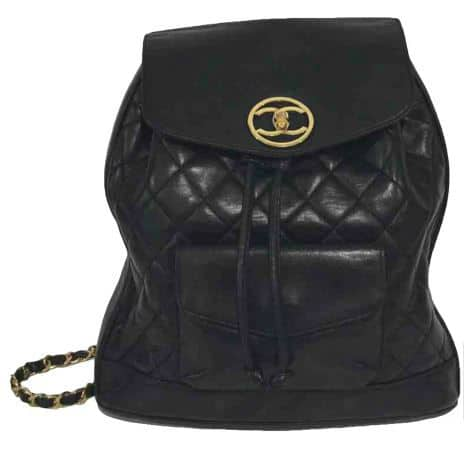 Chanel Backpack. BUY NOW!!! #beverlyhillsmagazine #bevhillsmag #shop #style #shopping #fashion
