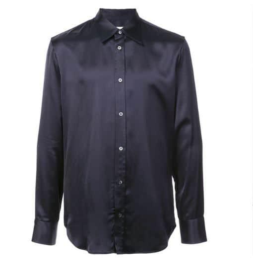 Maison Margiela Dress Shirt. BUY NOW!!! #BevHillsMag #beverlyhillsmagazine #fashion #style #shopping #styleformen