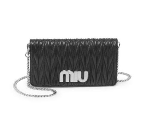 Miu Miu Handbag. BUY NOW!!! #handbag #purse #fashion #style #shop #shopping #clothing #beverlyhills #beverlyhillsmagazine #bevhillsmag