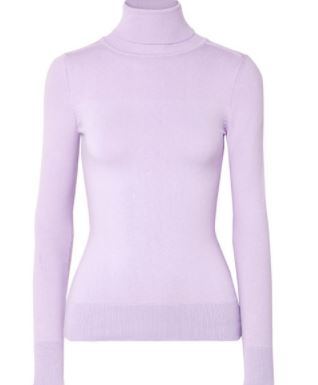 Purple Turtleneck. BUY NOW!!!