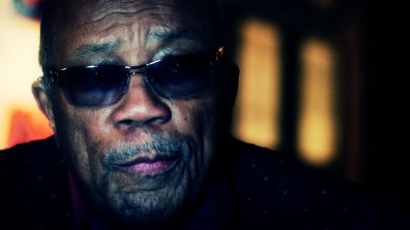 Quincy Jones (Courtesy of Saturday Entertainment/Gravitas)