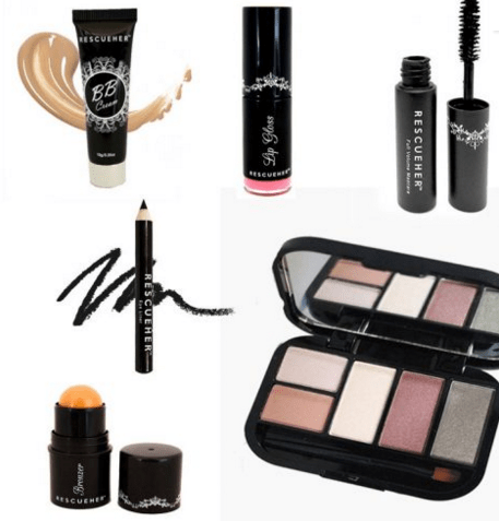 RESCUEHER Makeup Kit