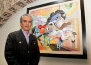 The Artist of #Mexico: Roberto Benítez Robles #bevelryhills #beverlyhillsmagazine #art #fineart #paintings #luxury #artcollections
