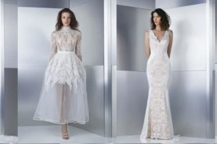 The Perfect Bridal Gown by Gemy Maalouf