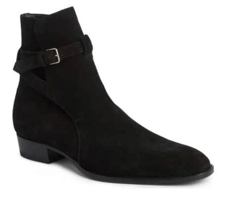Saint Laurent 'Wyatt' Boots For Men. BUY NOW!!!